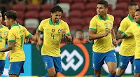 بثلاثية البرازيل تفوز على منتخب كوريا الجنوبية في المباراة الودية اليوم الثلاثاء