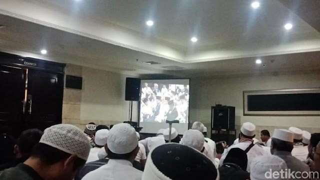 Habib Rizieq: Ijtima Ulama II untuk Klarifikasi Agar Tidak Terjadi Fitnah