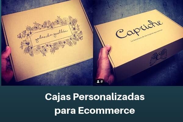 cajas personalizadas para ecommerce