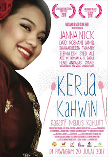 Kerja Kahwin (2017) WEB-DL Full Movie Indonesia
