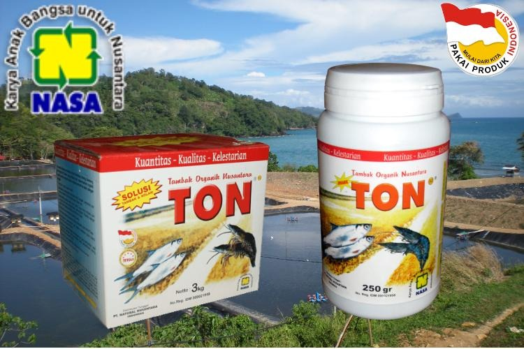 Ton (Tambak Organik Nusantara)Pupuk Tambak Organik Nasa