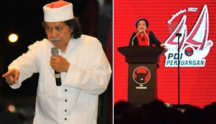 Cak Nun - Megawati