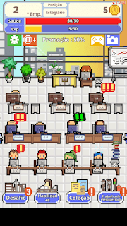 Não seja demitido! MOD Dinheiro Infinito 1.0.41