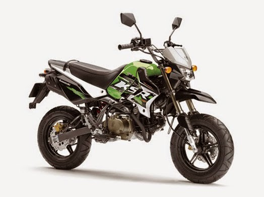 New Kawasaki Ksr Pro Specifications All About Motorcycles