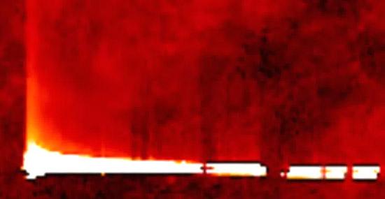 Imagem da Soho - Suposta Porta no Sol e a teoria do Sol oco - Img ampliada