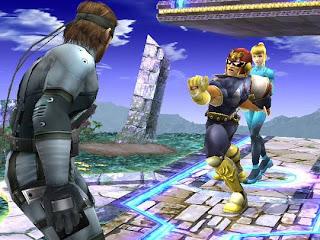 Neko Random: A Look Into Video Games: Samus Aran (Smash Bros.)