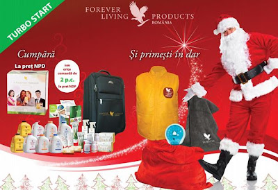 Promotii Forever Dec. - Turbo Start