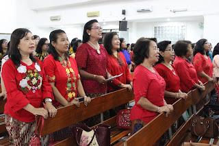 IBADAH Wanita BAMAG SIDOARJO - GPIB SHALOM