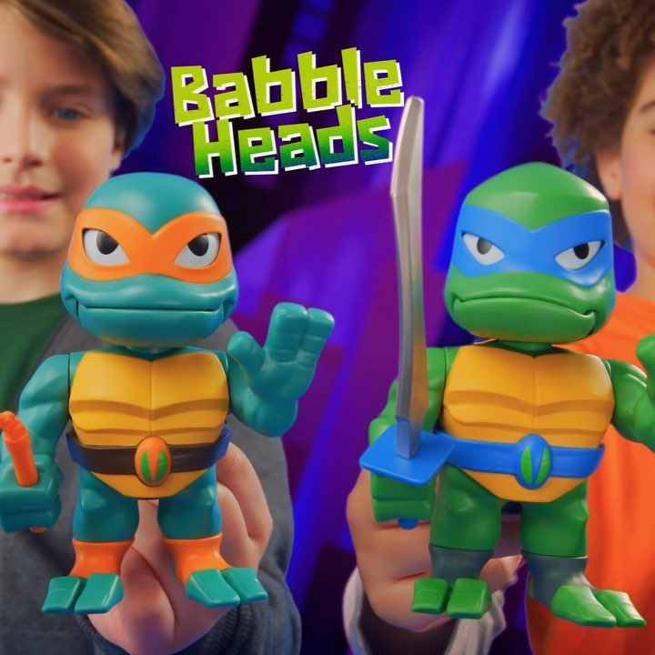 Nickalive Playmates Toys To Showcase 2020 Rise Of The Tmnt Toy Line At North American International Toy Fair