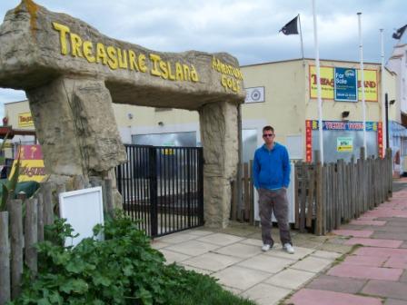 Treasure Island Golf Eastbourne