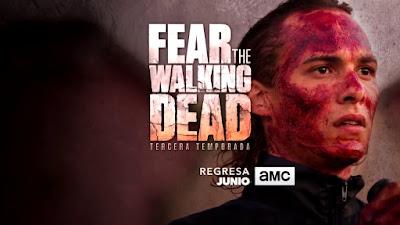 Suivre Fear the Walking Dead Saison 3 sans attendre sur AMC