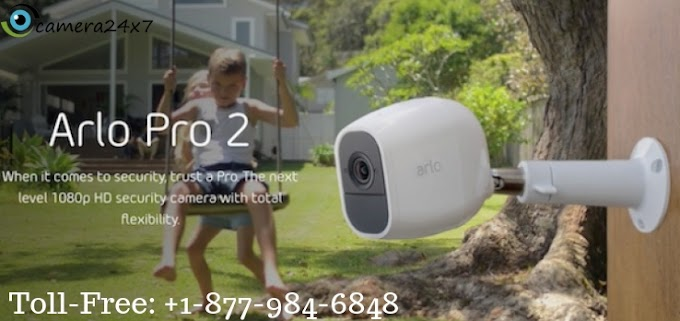 The Comprehensive Information About Arlo Pro 2 Home Security Camera