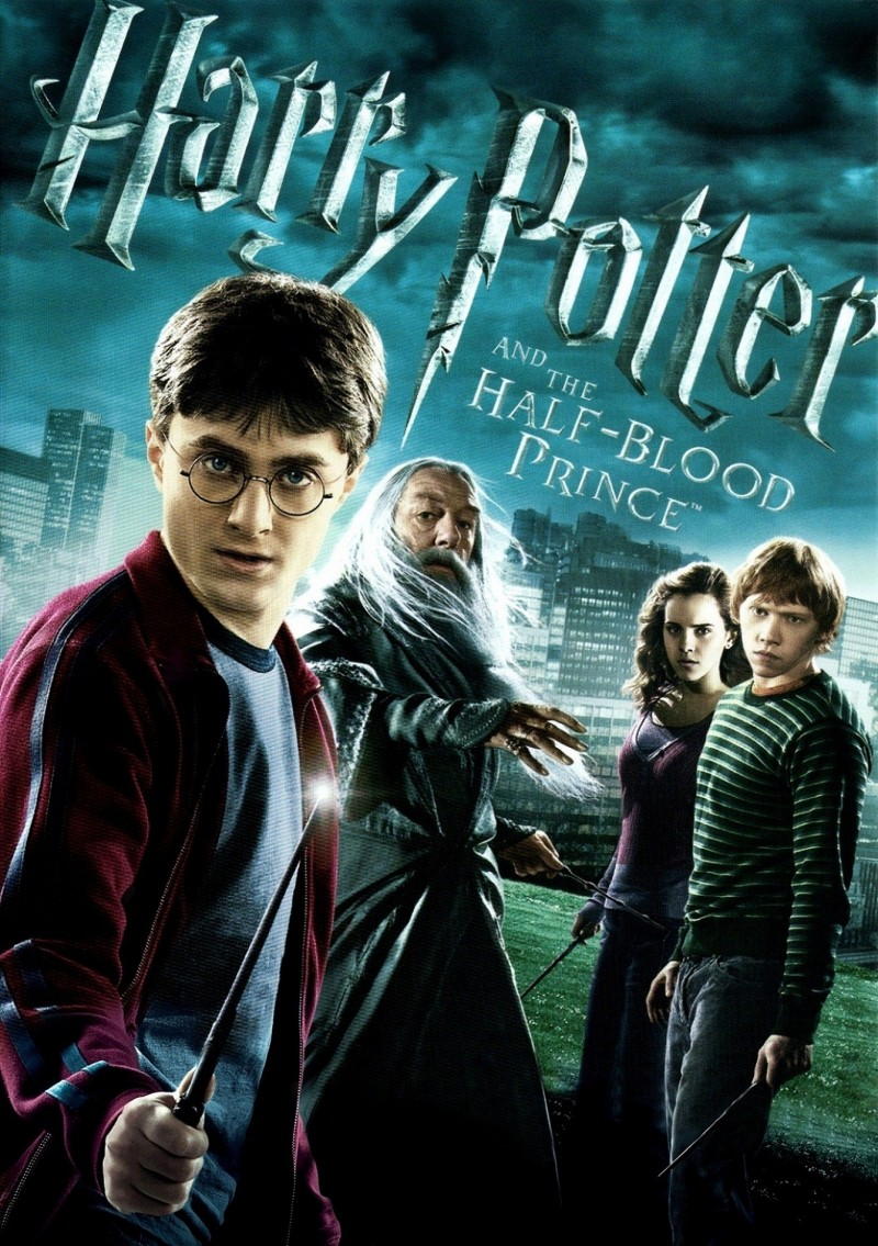 harry potter and the half blood prince streaming