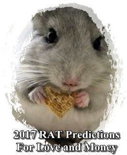 2017 RAT Predictions For Love and Money
