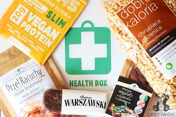 Pudełko zdrowych skarbów cz.9 - Health Box (health-box.pl)