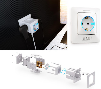Creative Electrical Outlets and Modern Power Sockets (15) 3
