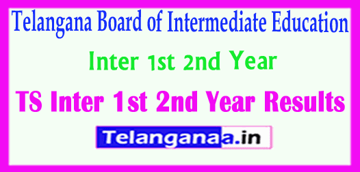 TS Inter 1st 2nd Year Results 2019 Telangana Inter 1st 2nd Year Results 2019