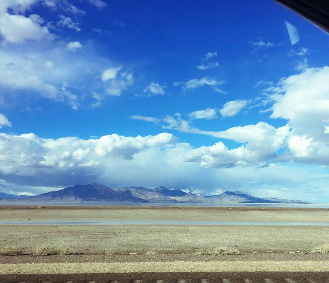 Salt Flats in Utah | A Hoppy Medium