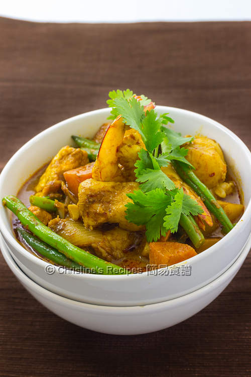 馬來咖哩魚 Malaysian Curry Fish01