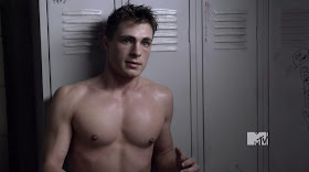 lifegay: COLTON HAYNES   PICTURES   SHIRTLESS   TEEN WOLF