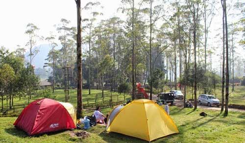 Info 3 Tempat Wisata Camping Biaya Murah Di Bandung