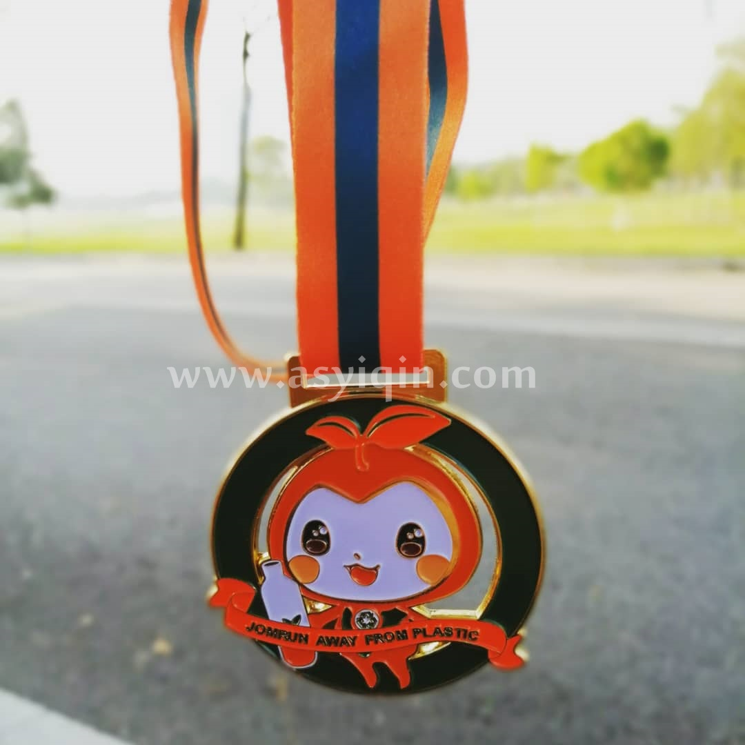Jom Run Away From Plastic 5KM Fun Run I My Second Medal ❤