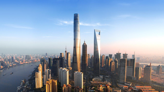 insaat-noktasi-Shanghai-Tower