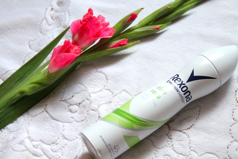 dezodorant Rexona Motion Sense Aloe Vera