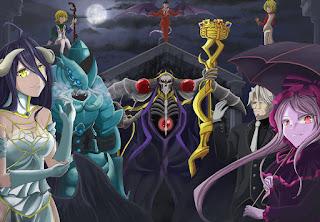 Oke pada hari ini aku akan menunjukkan beberapa 5 Rekomendasi Anime Genre Game, Yang Bersetting Di Dunia Fantasy Dan Terjebak Di Dunia Virtual Game
