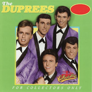 The Duprees - You Belong To Me on The Best Of The Duprees