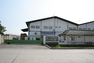 TMC office and warehouse