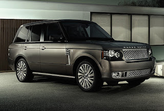 Range Rover Autobiography: Safety and Driving Dinamics