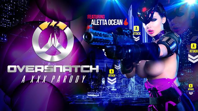 Xfamily69: Oversnatch A XXX Parody | Aletta Ocean | PornstarsLikeItBig  - Brazzers