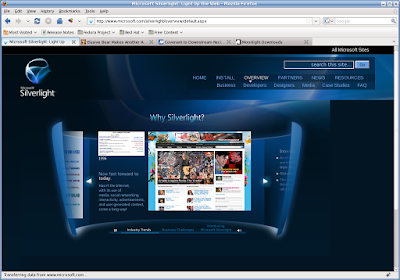 Free Download Microsoft Silverlight Browser