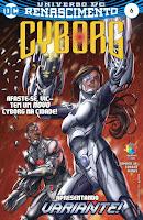 DC Renascimento: Cyborg #6