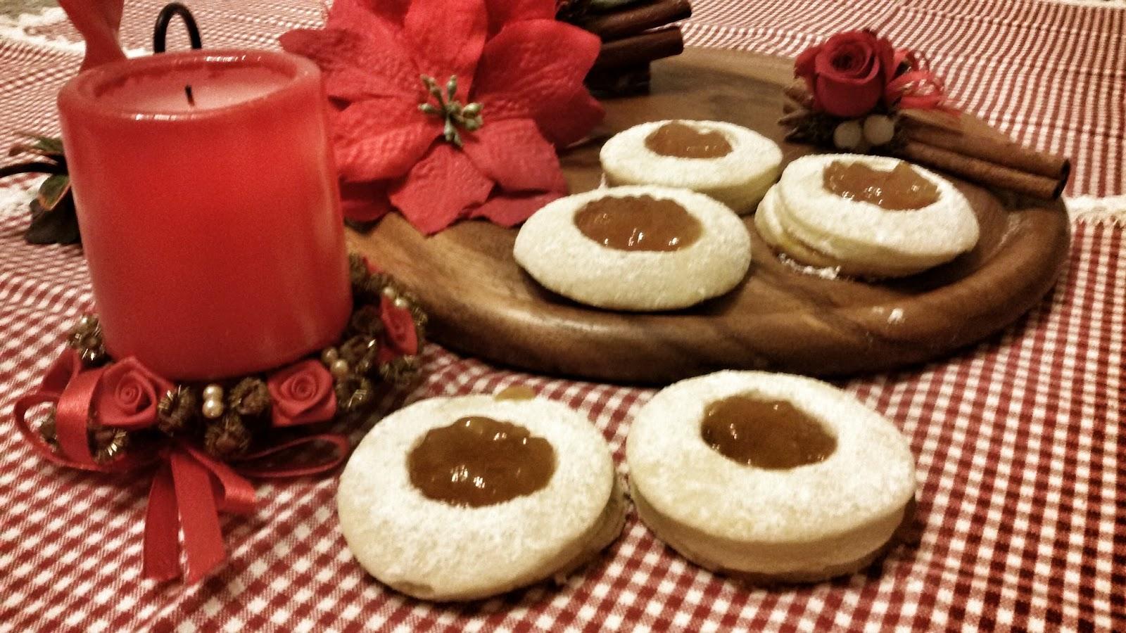 Biscotti Di Natale Tirolesi.I Biscotti Di Natale Dell Alto Adige Spitzbuben Montagna Di Viaggi