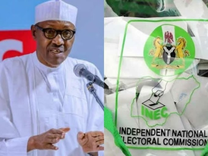 Buhari has Declared Winner of the 2019 Presidential Election (See full Details)
