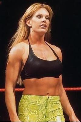 Terri Poch - WWF Diva