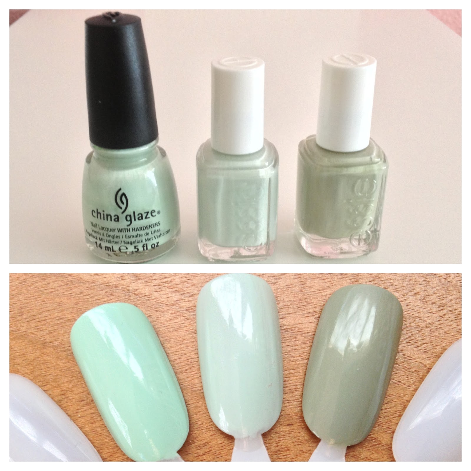 What I Blog About When I Blog About Books: NOTD: Essie ...