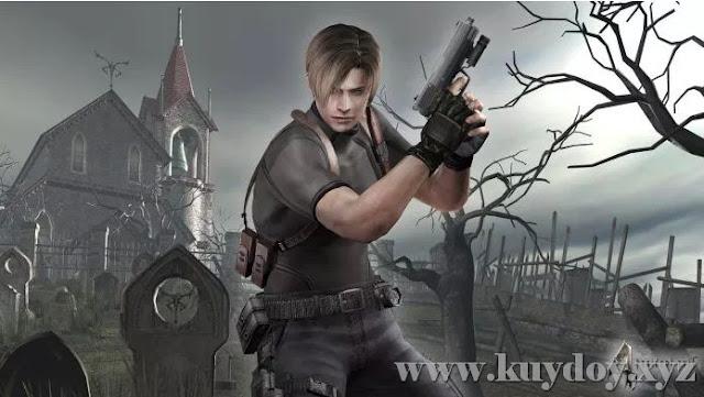 Download Resident Evil 4 Biohazard Apk + Data OBB Untuk Android