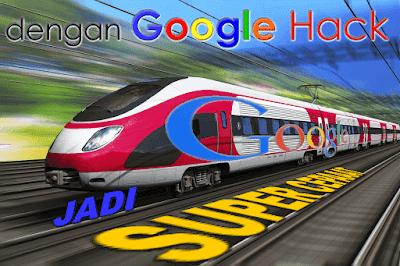 Trik Cara Agar Pencarian Google Jadi Super Cepat