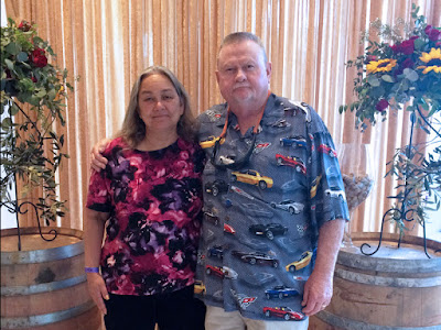 Oma and Opa at the Valley View Casino – VIP Wine and Food Event
