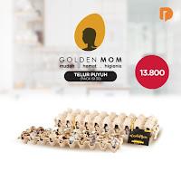 Dusdusan Golden Mom Telur Burung Puyuh Isi 30 Butir ANDHIMIND