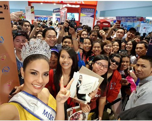 Miss Thailand Chalita Suansan Comes Back to the Philippines And You Will Not Believe the Reason for Her Return