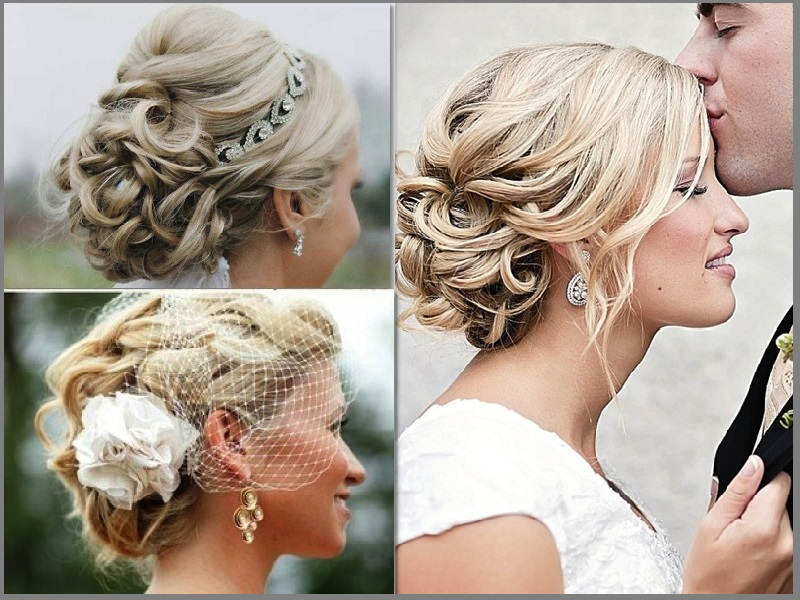 Adorable Hairstyles to Wear to a Wedding as a Bride or ...