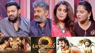 EXCLUSIVE | Baahubali 2 crew share exciting stuff about the film | Prabhas | Anushka | Rajamouli