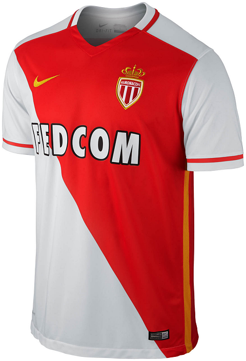 The new AS Monaco 15-16 Away Kit combines the main color Dark Obsidian with   Gold Dart  to create a stunning design. The Monaco 15-16 Away Kit has a  smart ... 1e5cff69026