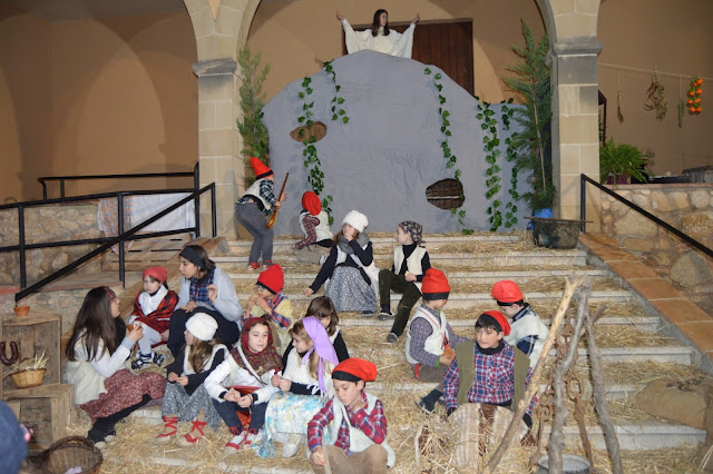 Esguard de Dona - Pessebre Vivent Xarel·los Sant Jaume dels Domenys 2018