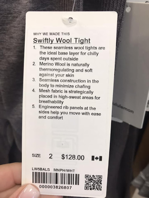 lululemon swiftly-wool-tight