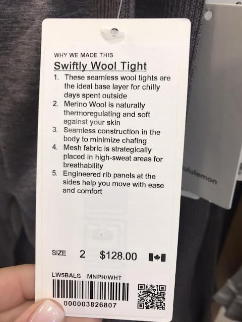 lululemon swiftly-wool-tight